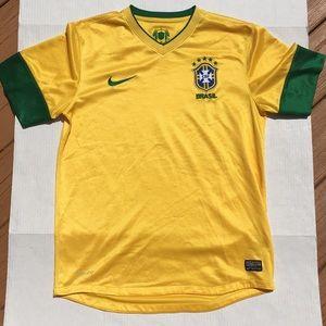 Brasil soccer jersey